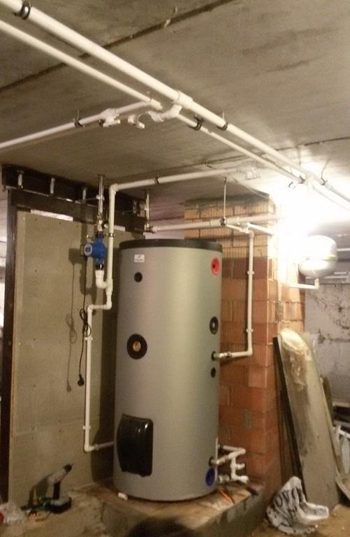 Прайс лист на монтаж отопления и водоснабжения